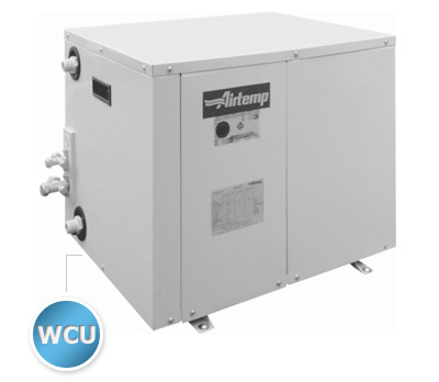 Condensation Water Water Cooled Condensing Unit